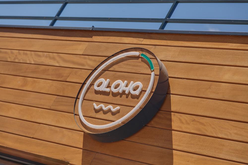 logo aloha shop