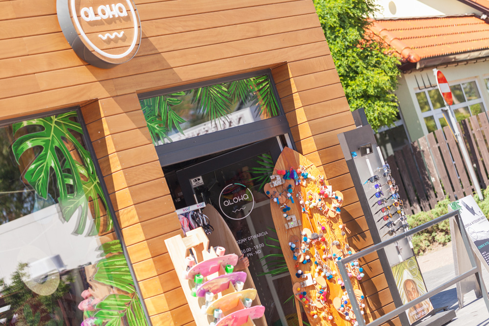 witryna aloha shop