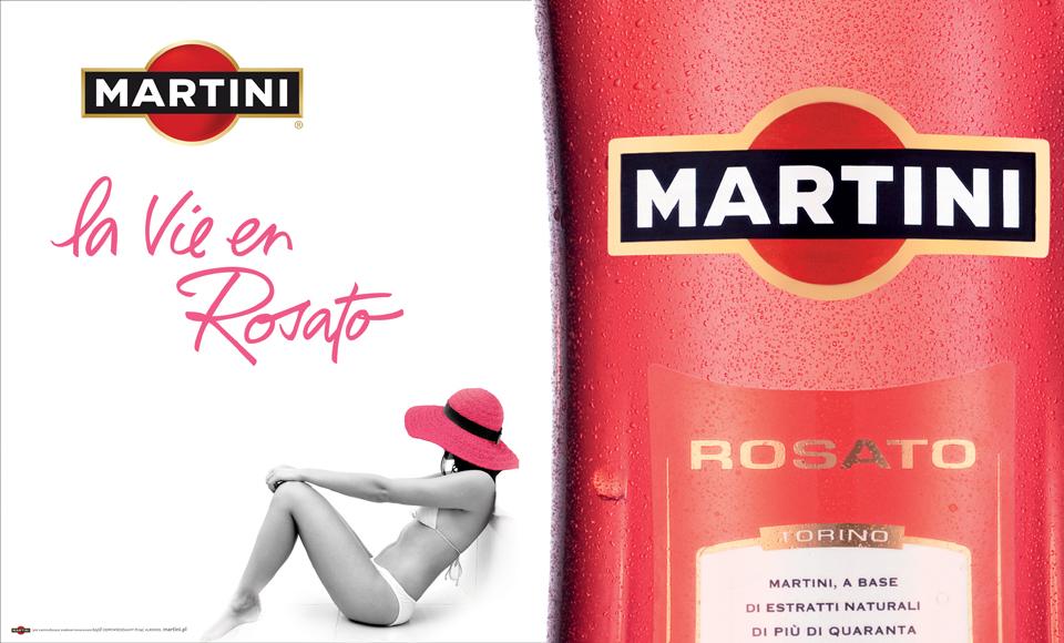 ogłoszenie martini