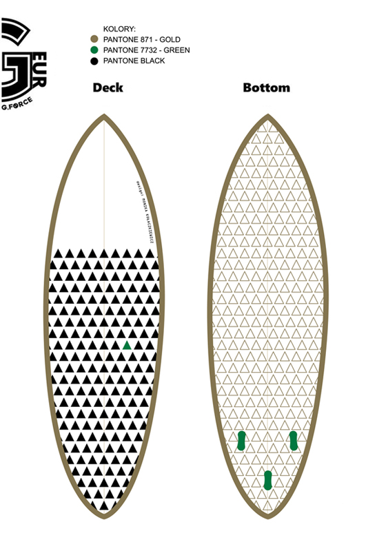 design surfboard