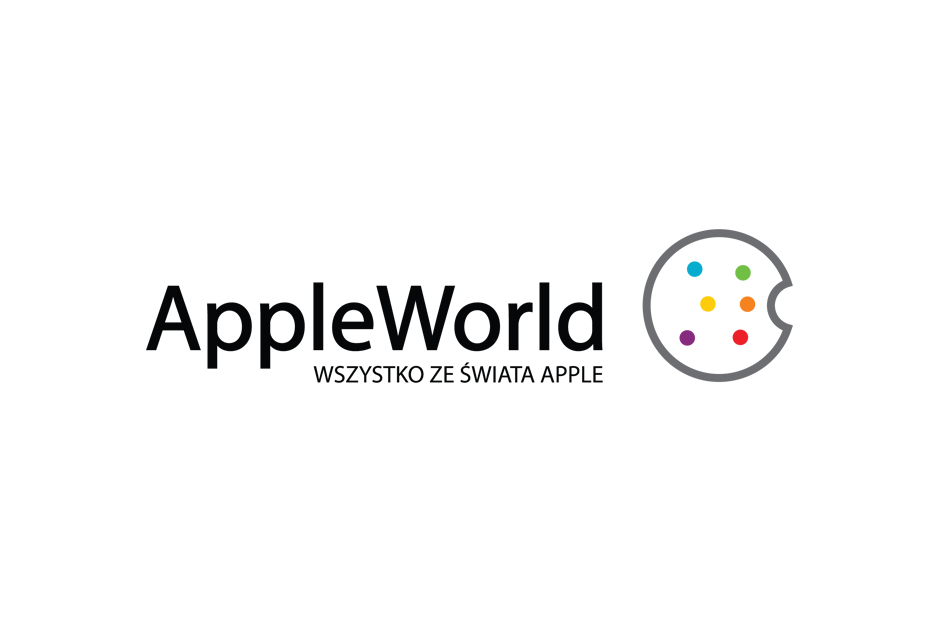 logo apple world