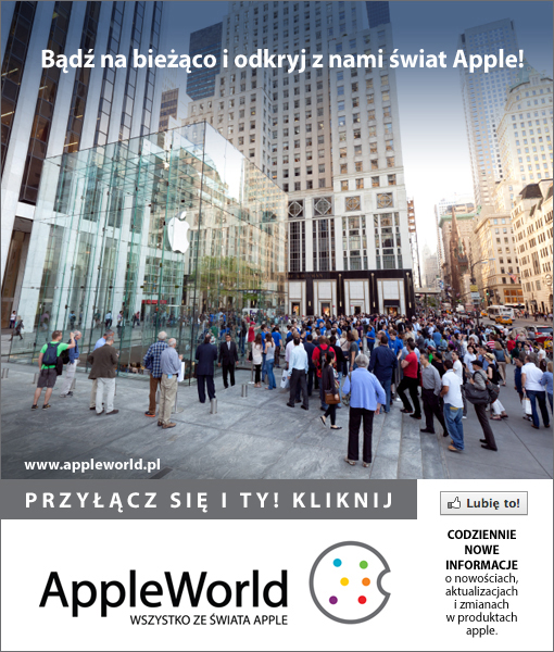 reklama apple world