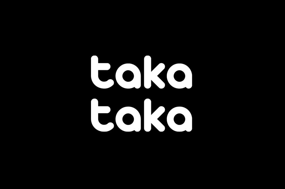 logotyp taka taka