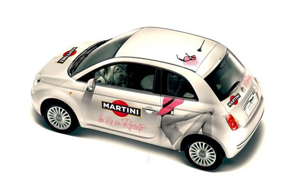 samochód martini